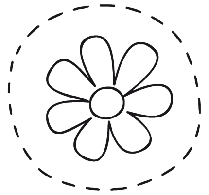Logo babyline. es Flor