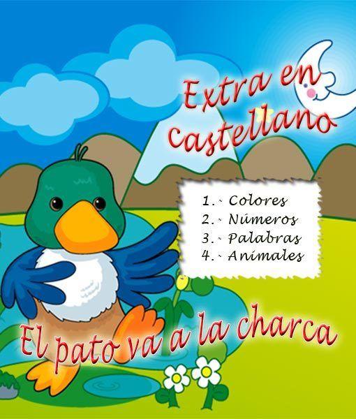 Extra en castellano de el pato va a la charca