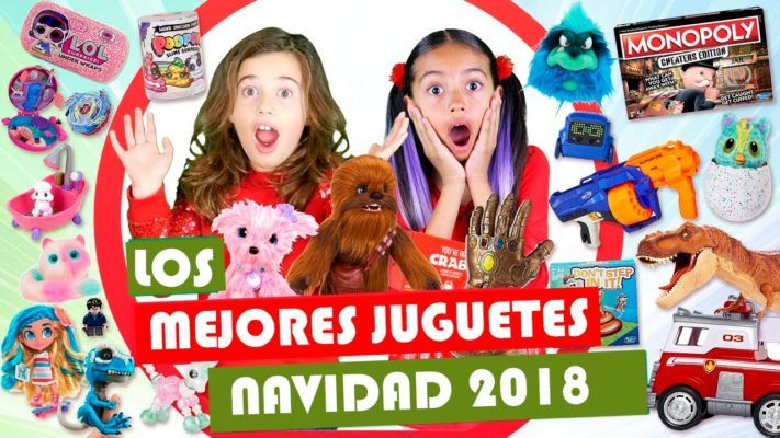 Los mejores juguetes de Amazon para las navidades de 2018